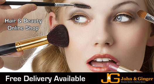 John And Ginger UK - Hair And Beauty Salon - Online Store