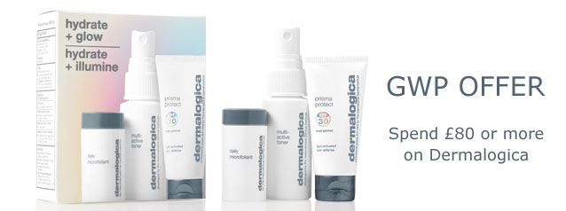 GWP OFFER - Dermalogica Hydrate And Glow Kit