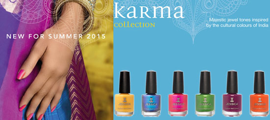 Jessica Karma Summer Nail Collection
