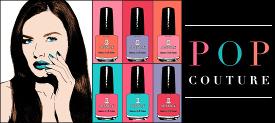 Jessica Pop Couture Nail Collection