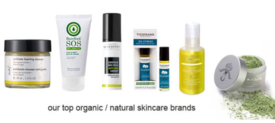 Organic Skincare And Natural Beauty Products